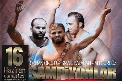 93. Kavasoğlu ve Şamdancıbaşı İbrahim Yağlı Pehlivan Güreşleri, Büyükmandıra'da yapılacak