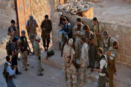 'ABD Fırat'ın doğusu için Suriyeli muhalifleri tehdit etti'