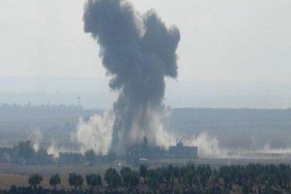ABD öncülüğündeki koalisyon Deyrizor'da cami vurdu: 17 ölü