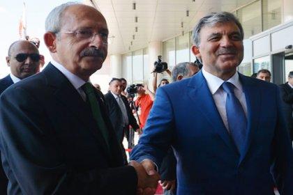 Abdullah Gül'den Kılıçdaroğlu ziyaretine ilişkin açıklama