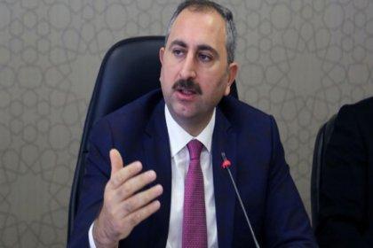 Adalet Bakanı Gül: Ekonomik sıkıntılar rasyonel değil psikolojik