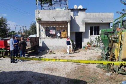 Adana'da kan donduran olay! 3 çocuğunun boğazını keserek öldürdü