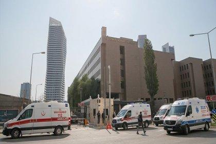 Adliyedeki gaz sızıntısından etkilenen 1 işçi hayatını kaybetti