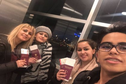 Adnan Oktar'ın alıkoyduğu iddia edilen kızların annesinden açıklama
