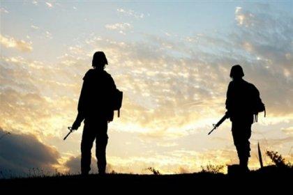 Afrin'de kırsalında çatışma: 2 asker yaralı
