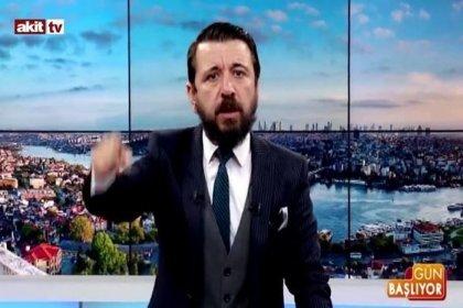 Akit TV sunucusuna bir darbe daha: Twitter hesabı kapatıldı