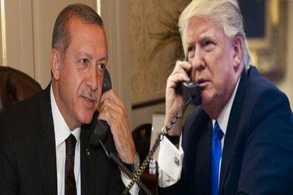 AKP Genel başkanı ve Cumhurbaşkanı Erdoğan Trump'la görüştü