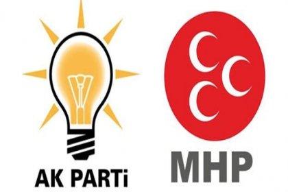 AKP ile MHP ittifakın devamı konusunda prensipte anlaştı