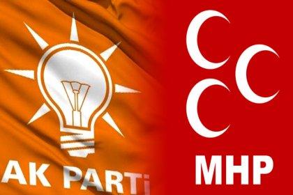 AKP ve MHP arasında ittifak görüşmeleri başlıyor
