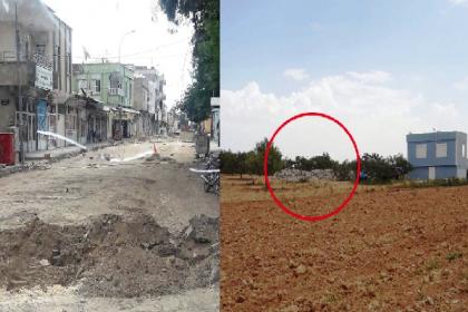AKP'li belediye taşları söküp bir memurun bağ evine götürdü iddiası