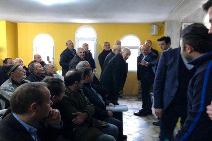 AKP'li Işık müteahhidi salondan kovdu