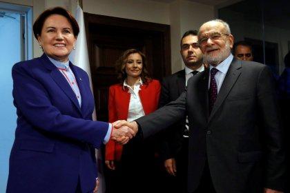 Akşener-Karamollaoğlu görüşmesinin ardından ilk açıklama