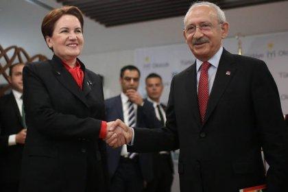Akşener, Kılıçdaroğlu ile görüşecek