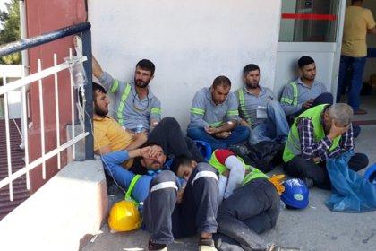 Aliağa'da 700 işçi zehirlendi