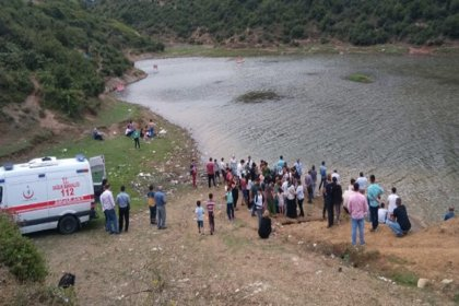 Alibeyköy Barajı'na giren 3 çocuk hayatını kaybetti