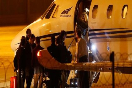 Almanlar Deniz Yücel'in tahliyesinden iki gün önce özel uçak tutmuş