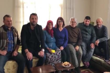 Anadolu Yakası Bosna Sancak Derneği'nden Boşnak köyü Kayadibi'ne ziyaret
