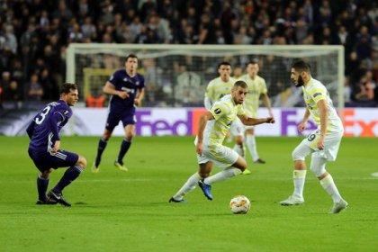Anderlecht 2-2 Fenerbahçe