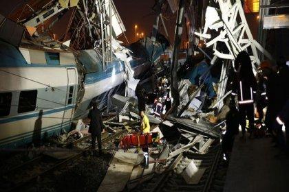 Ankara'da Yüksek Hızlı Tren kazası: 9 kişi öldü