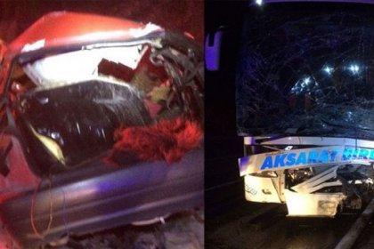 Antalya'da feci kaza: 3 kişi hayatını kaybetti