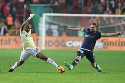Antalyaspor 0-0 Fenerbahçe