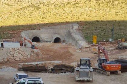 Antep'te hızlı tren tünel inşaatında iş cinayeti