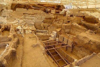 Arkeolog, Çatalhöyük'te kendi çizdiği resimleri çok önemli bir keşif diye duyurmuş
