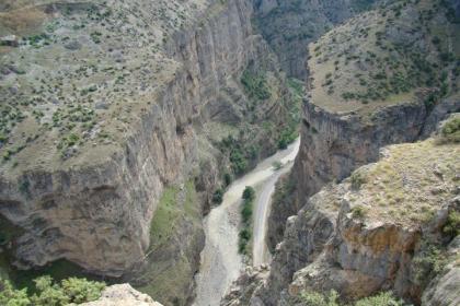 Artvin'de doğal SİT alanı olan Cehennem Vadisi'nin statüsü değiştirildi: Turistik tesis, baz istasyonu yapılabilecek