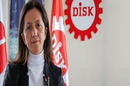 Arzu Çerkezoğlu DİSK başkanı oldu