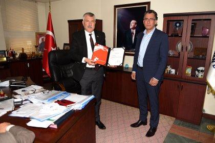 Atletizm Federasyonu'ndan Seyhan Belediyesi'ne teşekkür