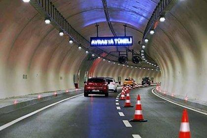 Avrasya Tüneli bu gece trafiğe kapalı