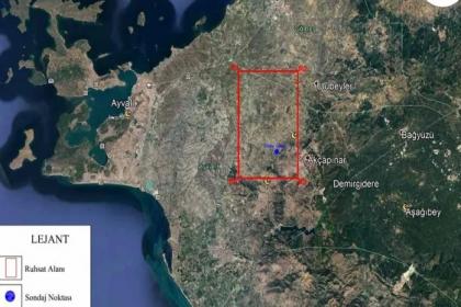 Ayvalık'ta suları arsenikli köye şimdi de jeotermal sondajı yapılacak