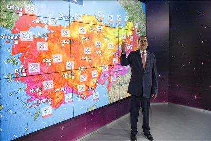 Bakan Eroğlu: Meteoroloji TV kuruluyor, doğru haberleri buradan alın