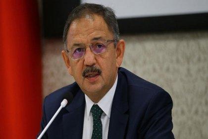 Bakan Özhaseki: Böyle giderse İstanbul'daki 5.5 milyon konut 10 milyona, nüfus iki katına çıkar