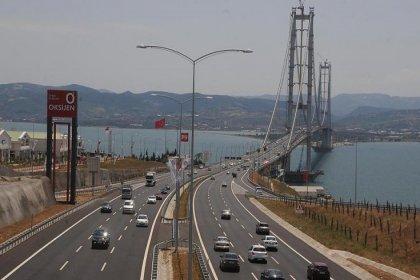 Bakanlıktan Osmangazi Köprüsü'nün geçiş ücretiyle ilgili açıklama