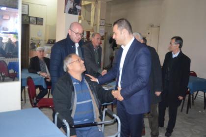 Balıkesir Büyükşehir Belediye Başkan adayı Akın: Engellilerimiz bizimle rahat nefes alacak