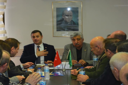 Balıkesir Büyükşehir Belediye Başkan adayı Akın: Kalkınmayı köyden başlatacağız