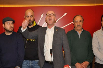 CHP Balıkesir İl Başkanı: Ahmet Akın'ın adaylığı geri çekilirse tüm örgütler olarak istifa edeceğiz