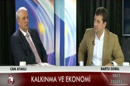 Bartu Soral: 1930'larda yaptığımız gibi her ilin potansiyelini belirlemeliyiz, plan haline getirirsek Türkiye dış ticaret açığını kapatabilir