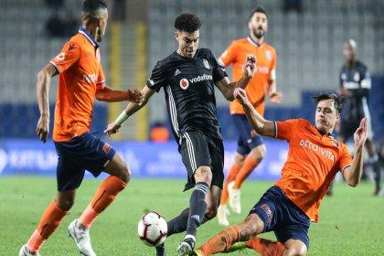 Başakşehir, Beşiktaş'ı 1 - 0 yendi