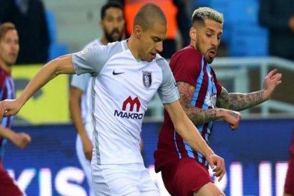 Başakşehir, Trabzonspor'u 1-0 yendi