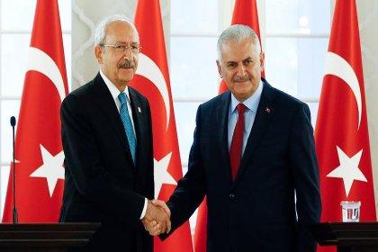 Başbakan Yıldırım, Kılıçdaroğlu ile bugün Köşk'te görüşecek