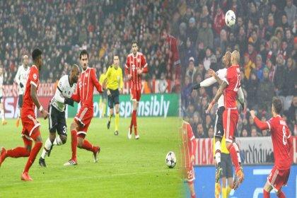 Bayern Münih, Beşiktaş'ı kendi sahasında 5-0 yendi