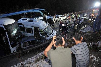 Bayram tatilinin ilk gününde trafik kazası bilançosu: 19 ölü, 91 yaralı