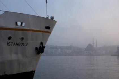 Beşiktaş-Adalar vapur seferleri kaldırıldı