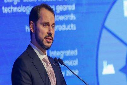 Berat Albayrak: IMF'de 'İcra Direktörlüğü' görevini devraldık