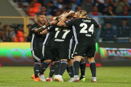 Beşiktaş, Büyükşehir Belediye Erzurumspor'u 3-1 yendi