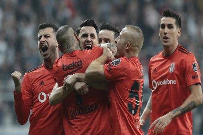 Beşiktaş, Çaykur Rizespor'u 4-1 yendi