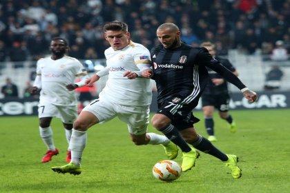 Beşiktaş, Genk'e 4-2 mağlup oldu
