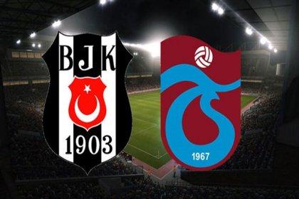 Beşiktaş ile Trabzonspor 127. randevuda